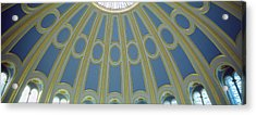 Low Angle View Of The Ceiling Acrylic Print by Panoramic Images