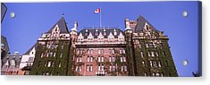 Low Angle View Of The Empress Hotel Acrylic Print
