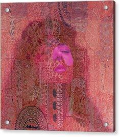 Lucy Lucid Acrylic Print
