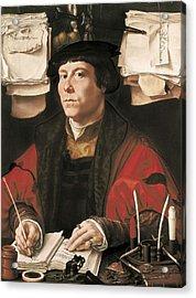 Mabuse, Jan Gossaert, Called 1478-1532 Acrylic Print
