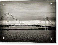 Mackinaw Bridge Acrylic Print