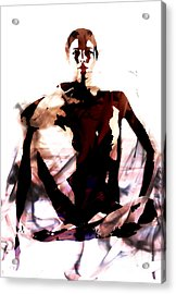 Madness Acrylic Print by Tbone Oliver