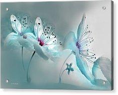 Madrid Spring Acrylic Print