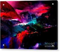 Magical Moments Acrylic Print