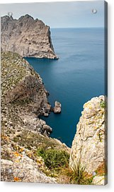 Mallorca View Acrylic Print