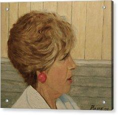 Margaret G. Pope Acrylic Print