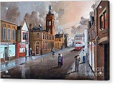 Market Street - Stourbridge Acrylic Print