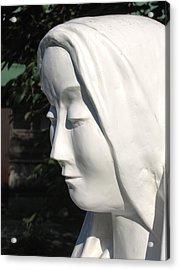 Mary 2009 Acrylic Print