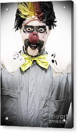 Master Of Puppets Acrylic Print by Jorgo Photography - Wall Art Gallery