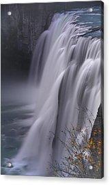 Mesa Falls Acrylic Print