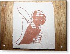 Micah - Tile Acrylic Print by Gloria Ssali