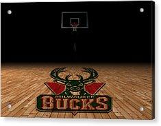 Milwaukee Bucks Acrylic Print