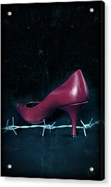 Mind Your Steps Acrylic Print by Joana Kruse