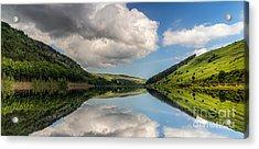 Mirror Lake Acrylic Print by Adrian Evans