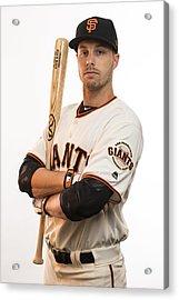 Mlb: Feb 20 San Francisco Giants Photo Day Acrylic Print by Icon Sportswire