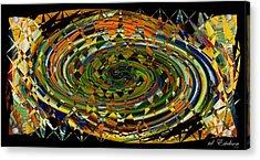 Modern Art I Acrylic Print by rd Erickson