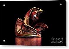 Modern Art Acrylic Print by Marvin Blaine