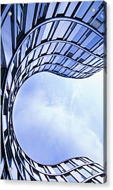 Modern Office Architecture Acrylic Print by Mf-guddyx
