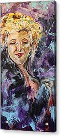 Monroe Acrylic Print by Lucy Matta - LuLu
