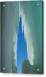 Moon Shots Acrylic Print by Jill Laudenslager