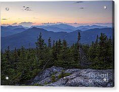 Mount Chocorua Scenic Area - Albany New Hampshire Usa Acrylic Print