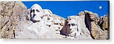 Mount Rushmore, South Dakota, Usa Acrylic Print by Panoramic Images