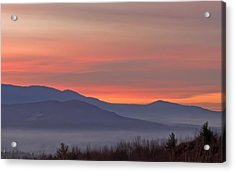 Mountain Sunrise 1 Acrylic Print