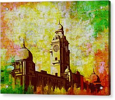 Municipal Corporation Karachi Acrylic Print