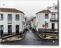 Municipality Of Ribeira Grande Acrylic Print