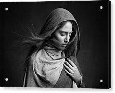 Nafas Acrylic Print