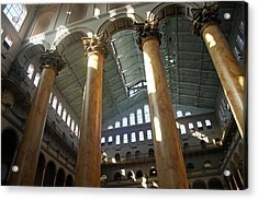 National Building Museum Acrylic Print by Cora Wandel