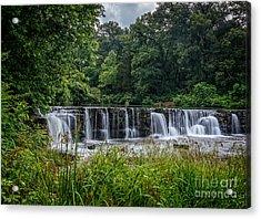 Natural Dam   Acrylic Print
