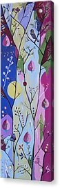 Acrylic Print featuring the painting Nature's Bounty by Kathleen Sartoris
