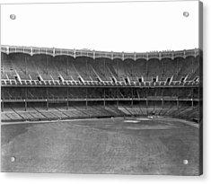 New Yankee Stadium Acrylic Print
