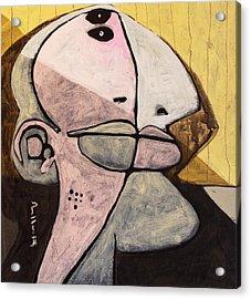 Noctis No. 5  Acrylic Print by Mark M  Mellon
