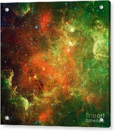 North America Nebula Acrylic Print by Science Source