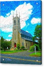 Nt - 142 Acrylic Print by Glen River