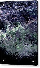 Ocean Series 11 Acrylic Print by Franco Timitilli