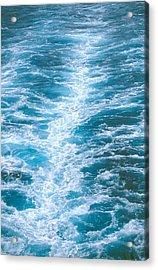 Ocean View. Acrylic Print by Oscar Williams
