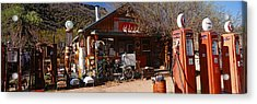 Old Frontier Gas Station, Embudo, New Acrylic Print