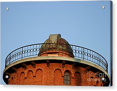 Acrylic Print featuring the photograph Old Observatory by Henrik Lehnerer