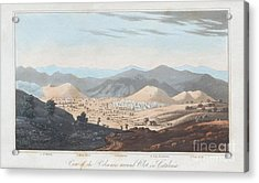 Olot Volcanic Field, 19th Century Acrylic Print by King's College London