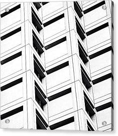 One Brickell Square - Miami Acrylic Print