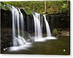 Oneida Falls Acrylic Print