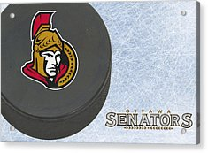 Ottawa Senators Acrylic Print