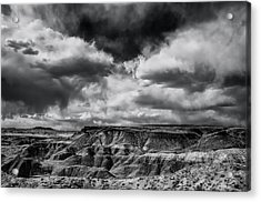 Painted Desert From Lacey Point Acrylic Print