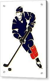 Panthers Shadow Player Acrylic Print by Joe Hamilton