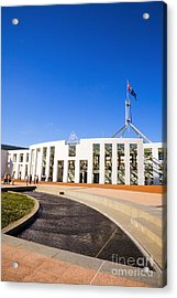 Parliament House Canberra Australia Acrylic Print