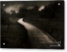 Path To The Unknown Acrylic Print by Jorgo Photography - Wall Art Gallery