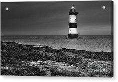 Penmon Lighthouse Acrylic Print